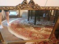 Original antique mirror no cracks or breaks
