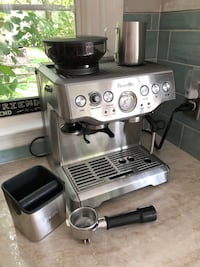"Breville ""The Barista"" Espresso machine Centreville"