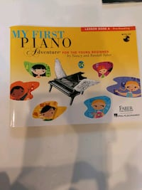 My First Piano Adventure Book with CD Bethesda, 20817