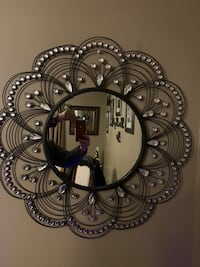 LARGE BEJEWELED MIRROR North Dumfries, N0B 1E0