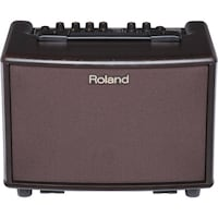 Roland AC-33 Rosewood + Boss FS-6 Footswitch