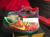 What the Kobe 8s WTK 8 Norcross, 30084