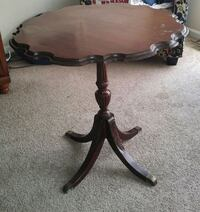 Vintage Wooden Table Damascus, 20872