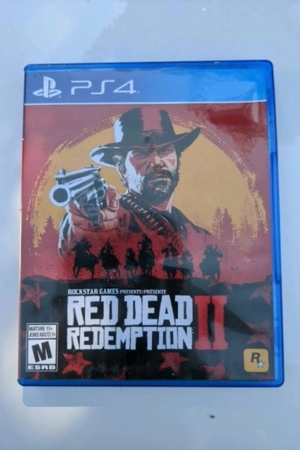 Red Dead Redemption II 0