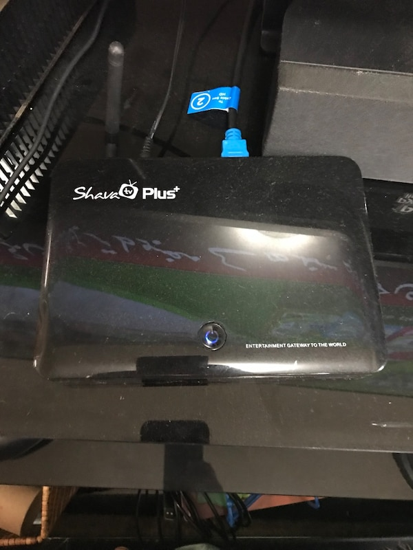Shava tv box for sale