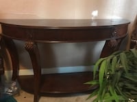 Entry Way table w/ matching coffee stand and end table 2304 mi
