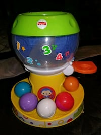 Fisher Price Ball Toy Machine Laval, H7P 0A7
