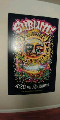 yellow Sublime poster