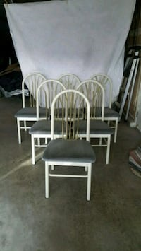 Dining chairs six Tracy, 95377