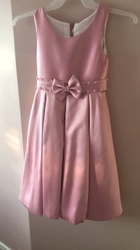 women's pink spaghetti strap dress King, L3Y 4V9