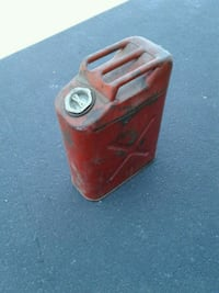 1950's jerry can red Riverdale, 84405
