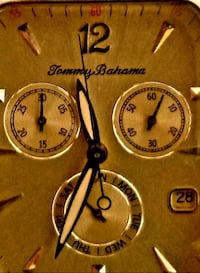 Tommy Bahama watch Canton, 02021
