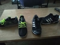 Adidas sneakers 7.5 and sneakers size 6 York, 17404