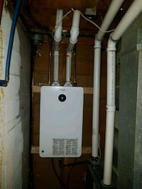 Tankless water heater Toronto, M1P 4G9