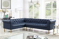 BRAND NEW PU LEATHER SECTIONAL Clifton, 07013