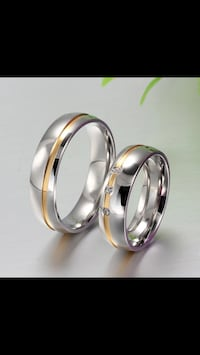 Couples Rings****Both for $90! Edmonton
