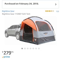 SUV Tent Knoxville, 37938