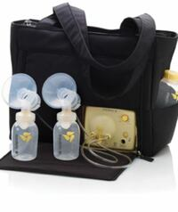 Medela pymp and style