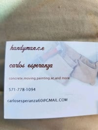Handyman Stafford County