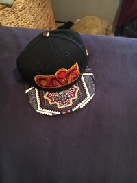 black and red Chicago Bulls fitted cap San Antonio, 78245