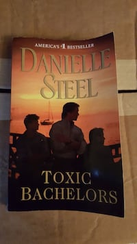 """Danielle Steel paperback book """"Toxic Bachelors"""" Winchester, 22601"""