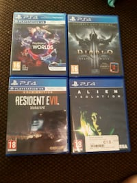 Ps4 Games  Oslo, 0568