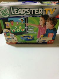 Leap Frog (Leapster) T.V. game/Learning console