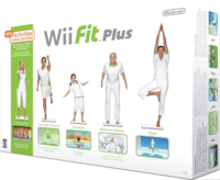 WII FIT PLUS WITH BALANCE BOARD - STANDARD EDITION BY NINTENDO Markham