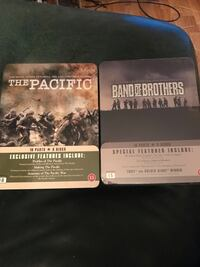 Band of Brothers og The Pacific Bergen, 5036