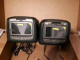 Car DVD TV Branded un used