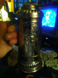 brass beer stein mug Roanoke, 24012