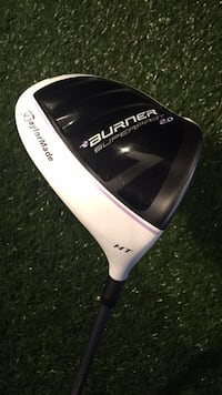 black and white TaylorMade golf club Silver Spring, 20906