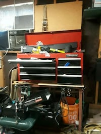red and black tool cabinet Northglenn, 80233
