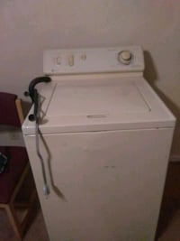 white top-load clothes washer Raleigh, 27610