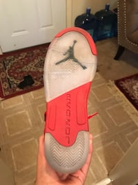 Red Jordan's size 6 Annandale, 22003