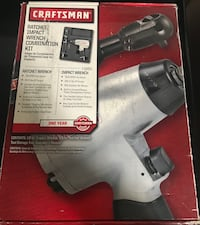Craftsman impact wrench 1/2-in ratchet wrench 3/8-in Watsonville, 95076