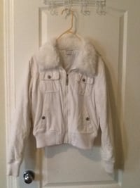 white button-up jacket Surrey, V4N 5H1