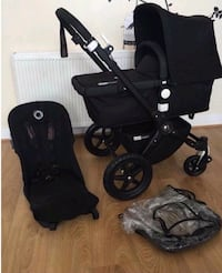 Bugaboo camelon 3 all black