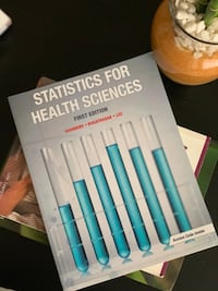 Statistics for Health Sciences- First Edition