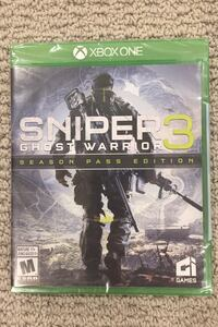 XBOX ONE Sniper 3 Ghost Warrior, Season Pass Edition