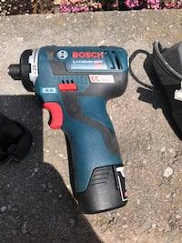 SELLING 12V BRUSHLESS BOSCH DRILL! Toronto, M6E 1T1