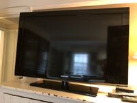black Samsung flat screen TV New York, 10065
