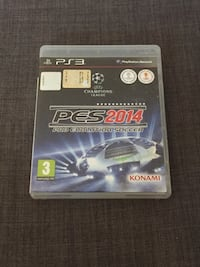 "Gioco PS3 ""PES 2014"" PlayStation 3 calcio  6972 km"