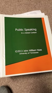 Public Speaking in a Global Context Alcoa, 37701