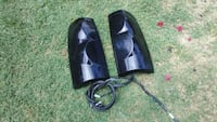Smoke   tail lights for Chevy 99_03 Turlock, 95380