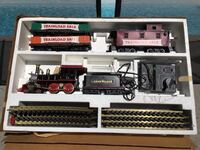Kalamazoo G Scale Toy Train Works with Steam Engine #11 Milpitas, 95035