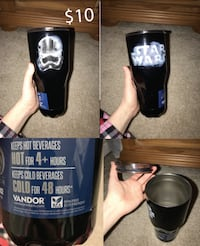 Star Wars Stainless Steal Tumbler
