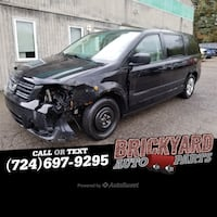 2008 Dodge Grand Caravan SE Darington, 16115