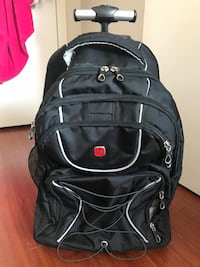 Swiss made carry on, Almost new! Coquitlam, V3B 0G2
