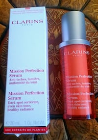 CLARINS Mission Perfection Serum Mount Royal